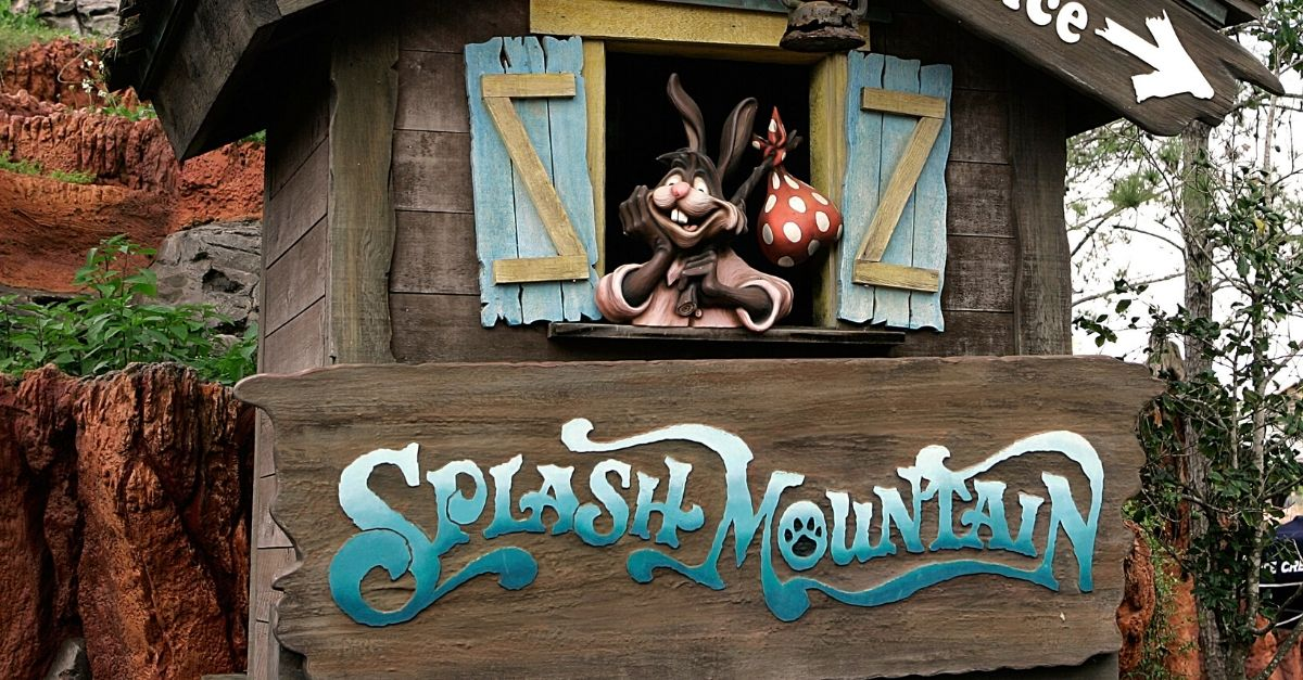 Disney Is Changing The Splash Mountain Ride Amid Criticism Over Racist Film