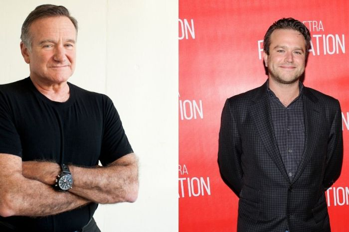Robin Williams' Son Honors His Father With New Mental Health Organization