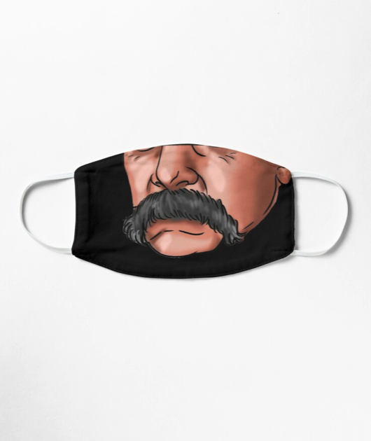 Virgil Earp - Sam Elliott Mask