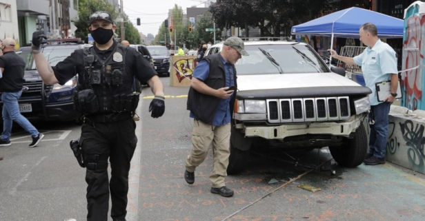 """Black Teenager Shot to Death in Seattle's """"Occupied"""" Protest Zone"""