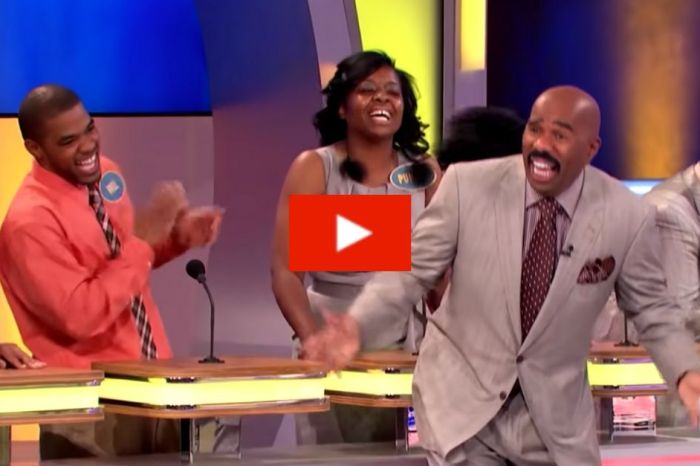 Steve Harvey's Reactions to the Dumbest Answers Given on Family Feud Are Gold