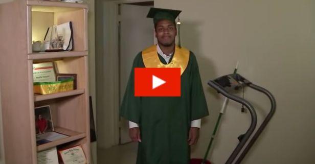 Homeless Teenager Becomes High School Valedictorian