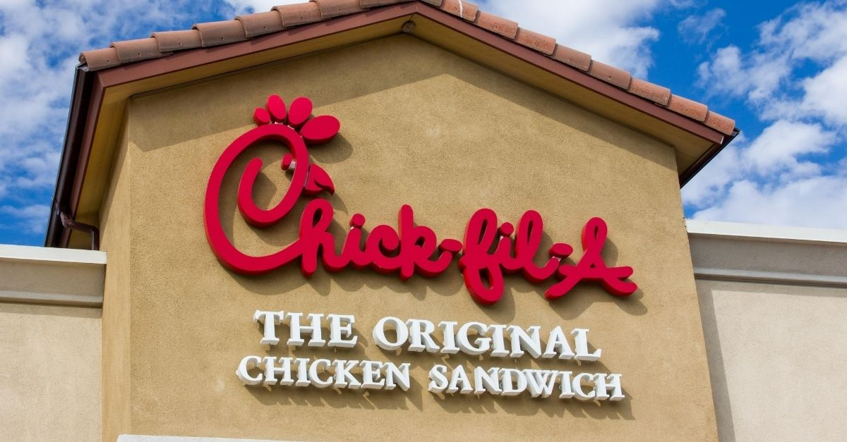 Some Chick-Fil-A Locations are Offering Free Food in Exchange for Coins