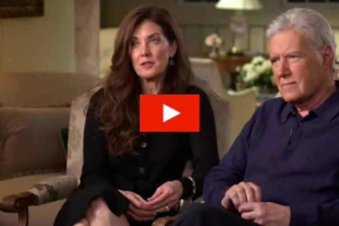 Alex Trebek Tells His 30-Year Love Story With His Wife Jean