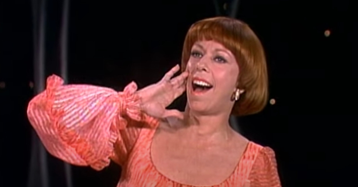 Carol Burnett Bio