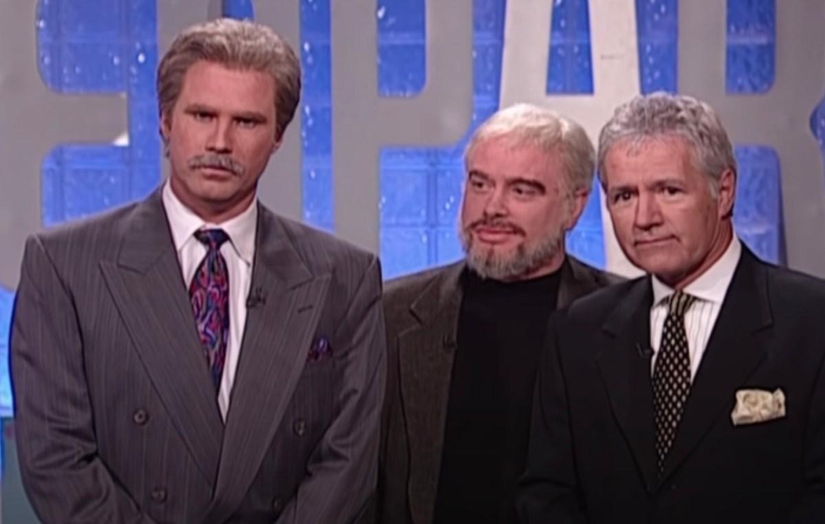 Celebrity Jeopardy SNL History