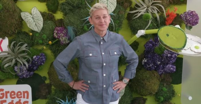 """The Ellen Degeneres Show"" Undergoes Internal Investigation for  ""Toxic Work Culture"""