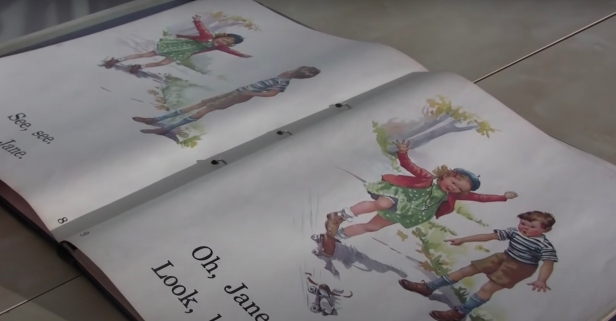 How the 'Dick And Jane' Books Taught Kids To Read