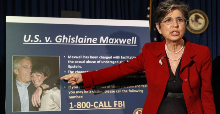 Jeffrey Epstein Associate Ghislaine Maxwell Taken to New York to Face Charges