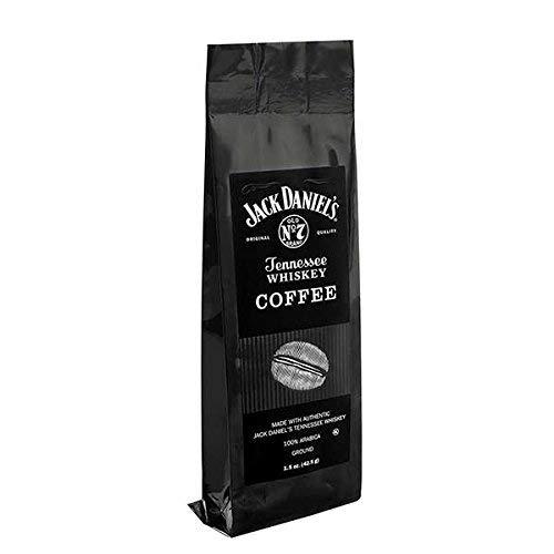 Jack Daniel's Tennessee Whiskey Ground Coffee (1.5oz)