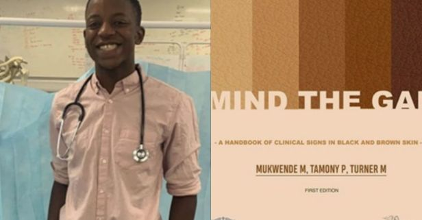 Medical Student Creates Handbook that Accurately Portrays Conditions on Darker Skin