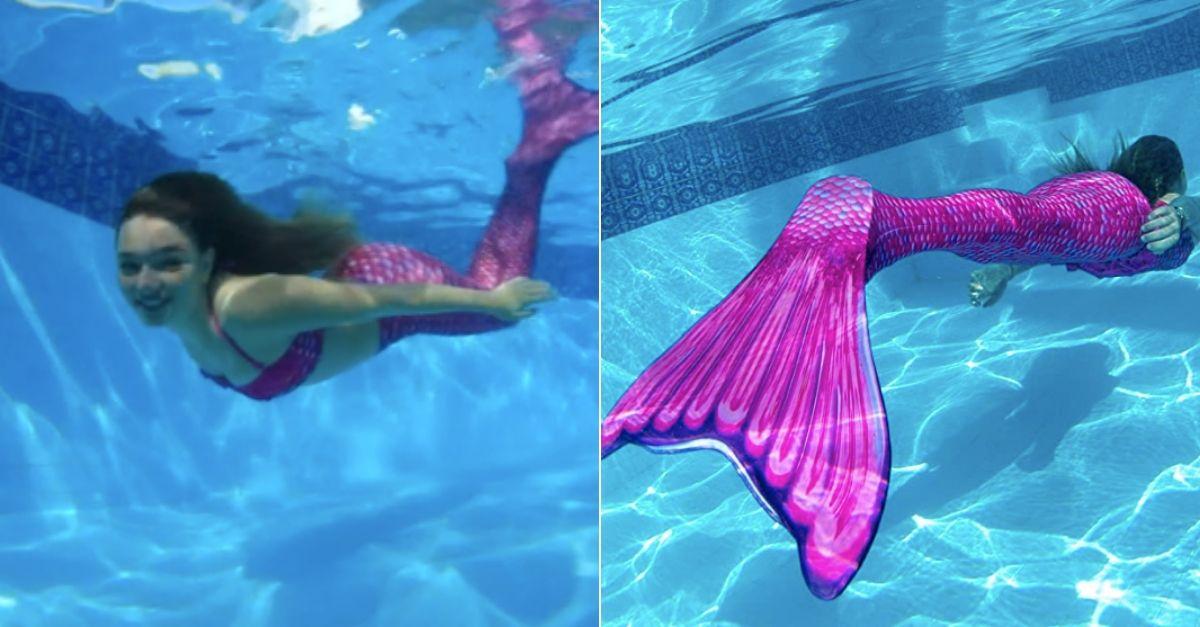 Mermaid Fin