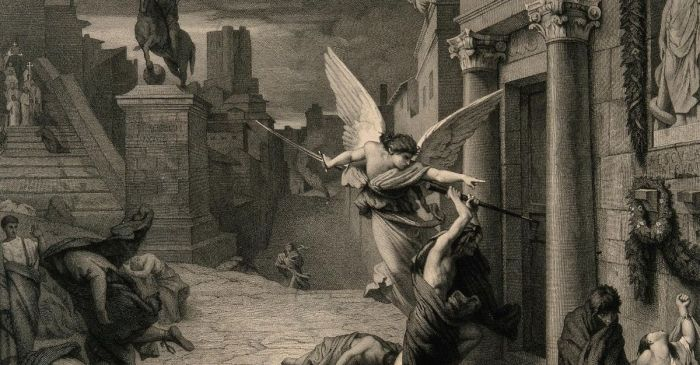 How The Antonine Plague Ruined Rome