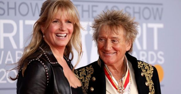 Did You Know Rod Stewart Has 8 Children with 5 Different Women?