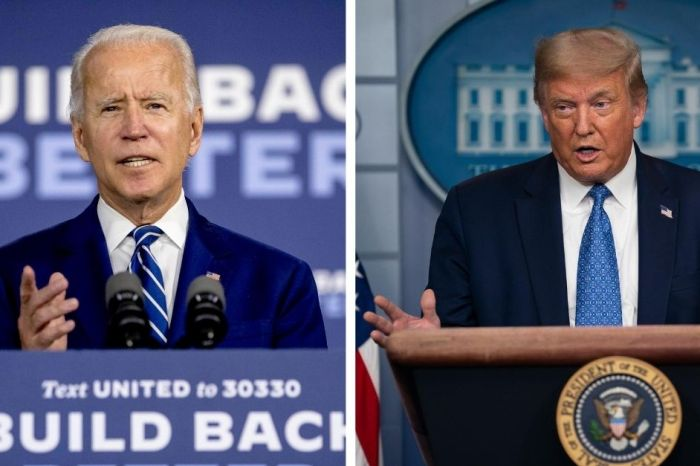 Joe Biden Claims Trump Is The First Racist President To Be Elected