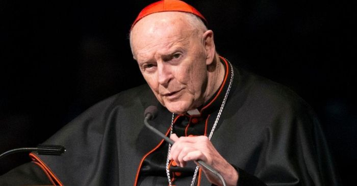 New Accusations Put Former Cardinal McCarrick Involved in Sex Ring at His Own Beach House