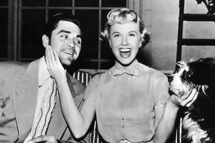 Remembering Legendary Actress and Singer Doris Day