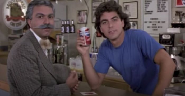 "George Clooney's First Starring Role was in ""The Attack of the Killer Tomatoes"""