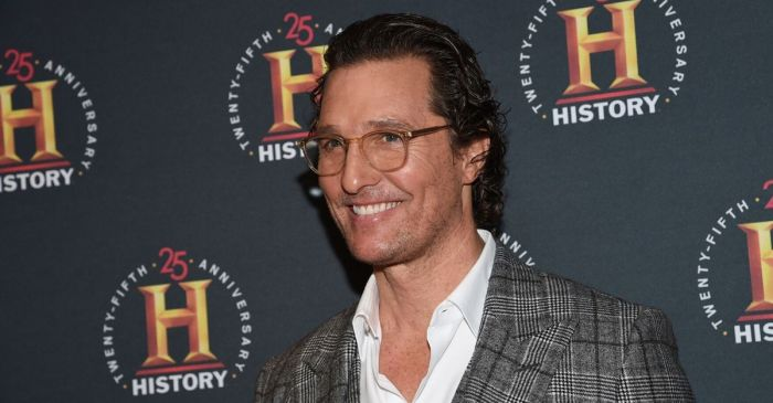 "Matthew McConaughey Urges People to ""Wear The Damn Mask"""