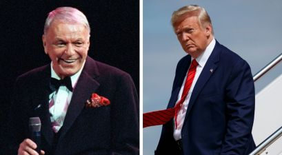 Frank Sinatra's Daughter Says The Singer 'Loathed' President Donald Trump