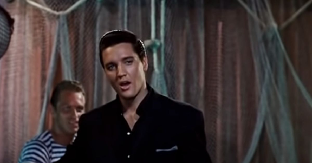Flashback: Elvis Presley's 'Return To Sender' Music Video is Still Iconic Today