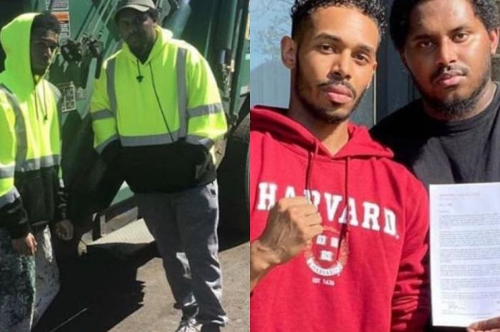 Sanitation Worker Gets Accepted to Harvard Law School Despite Many Challenges