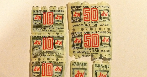 Whatever Happened to S&H Green Stamps?