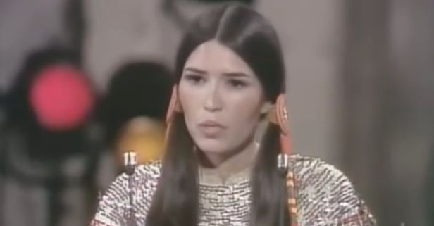 Sacheen Littlefeather Finally Gave the Oscar Speech She Was Supposed to Give Almost 50 Years Ago