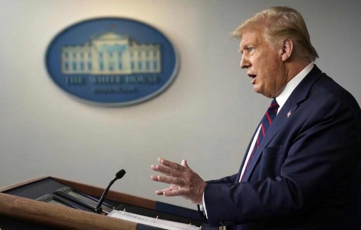 Trump Delay Election