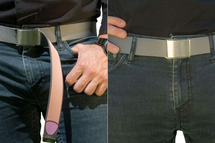 An Amazon Customer Said He Wore This 'Penis Belt' to Work