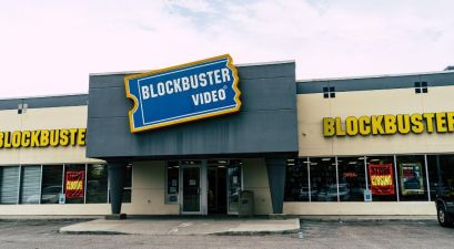 "Airbnb Offers ""End of Summer Sleepover"" at the Last Blockbuster"