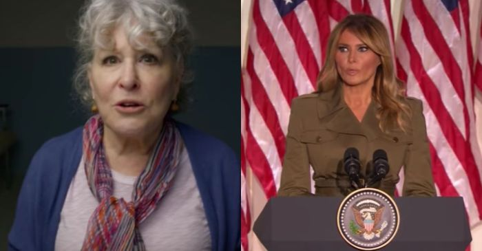 "Bette Midler Calls Melania Trump an ""Illegal Alien"" with ""Bad English"""