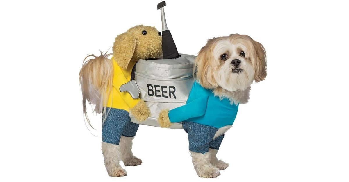 Dog Keg Costume