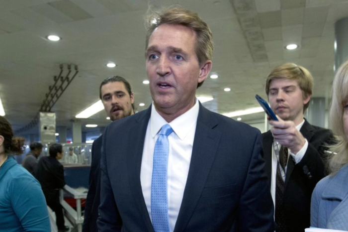 Former Arizona GOP Senator Jeff Flake Endorses Biden, Makes Conservative Case Against Trump