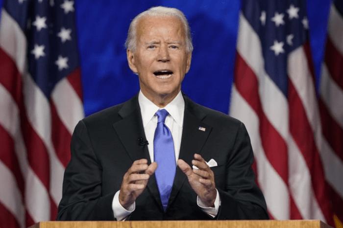 Biden Vows to Defeat Trump, End America's 'Season of Darkness'