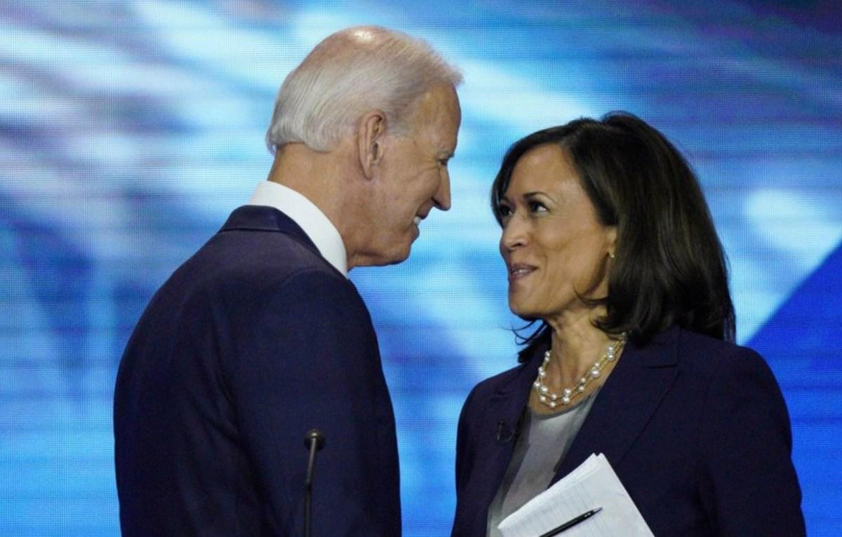 Kamala Harris Joe Biden Vice President