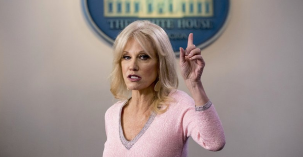 Top Trump Aide Kellyanne Conway to Leave White House