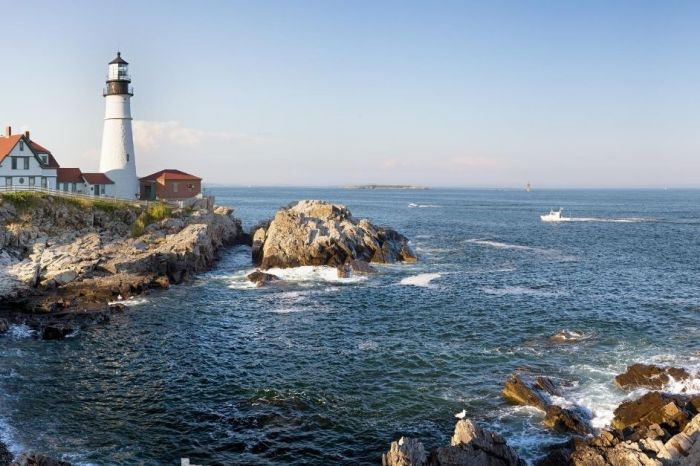 Your Quintessential Guide to Vacationing the Best Places in New England