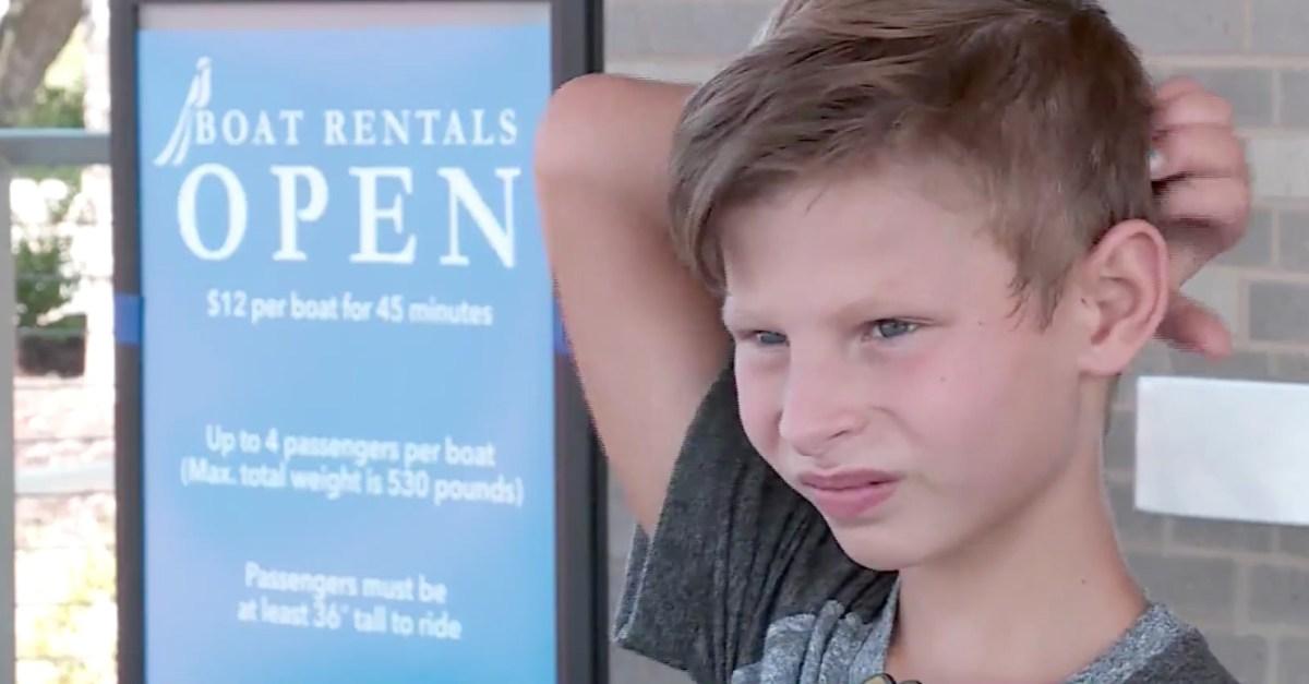 Oklahoma Boy Adoption