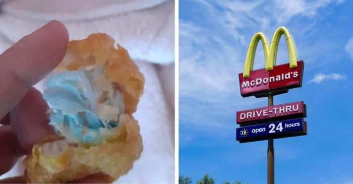 6-Year-Old Chokes on Face Mask That Was Baked Into Her Chicken McNuggets