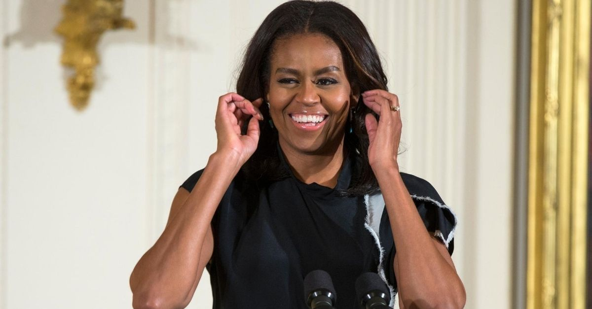 Michelle Obama Reveals She Has 'Low Grade Depression'