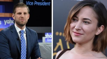 "Robin Williams' Daughter Calls Out Eric Trump For Posting Late Father's Joe Biden Jokes To ""Further Political Agenda"""