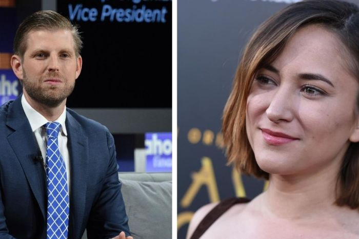 """Robin Williams' Daughter Calls Out Eric Trump For Posting Late Father's Joe Biden Jokes To """"Further Political Agenda"""""""