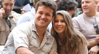 Steve Irwin's Daughter Bindi Is Expecting Her First Child with Husband Chandler Powell