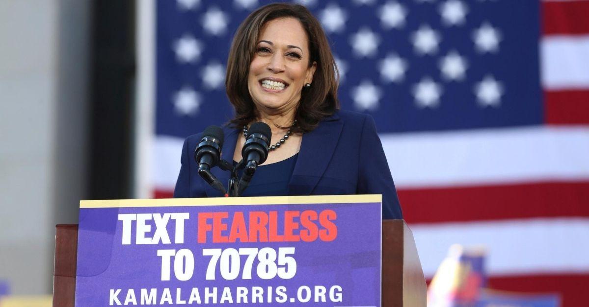 Kamala Harris: The First Black Female Vice President in U.S. History