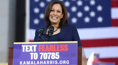 Kamala Harris: The First Black Female Vice President Candidate in U.S. History