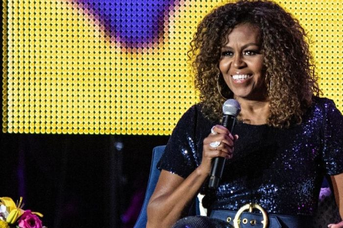 "Michelle Obama Urges Americans to ""Vote for Joe Biden Like Our Lives Depend On It"""