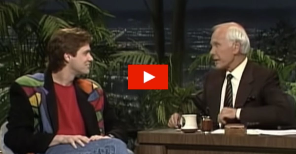 Remember Jim Carrey's Hilarious Impressions on the Tonight Show Starring Johnny Carson