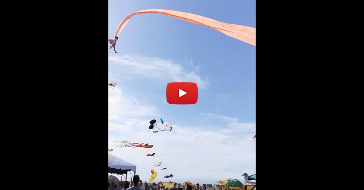 Toddler Kite Festival