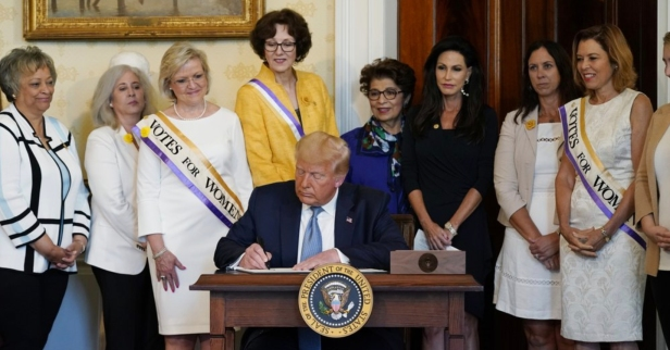 Trump to Pardon Women's Suffrage Leader Susan B. Anthony
